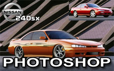 Car Photoshop Site
